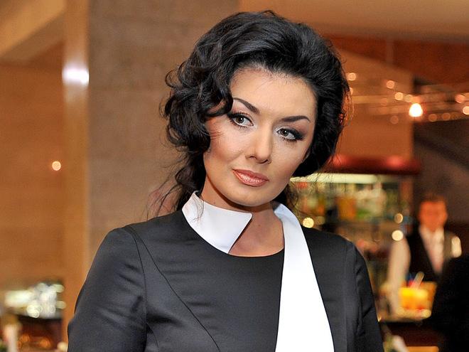 Лучшие прически премии YUNA 2012