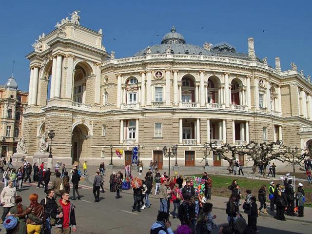 1 квітня в Одесі