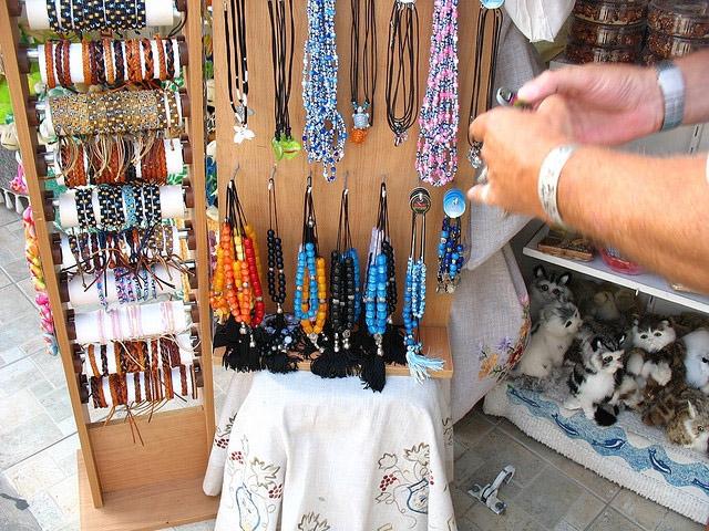 Что купить в Греции: четки комболои