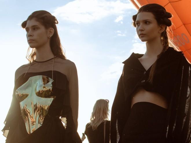 Жан Грицфельдт открыл первый Frankfurt Fashion Week