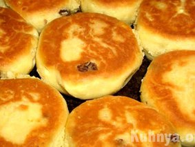 Сырники печеные