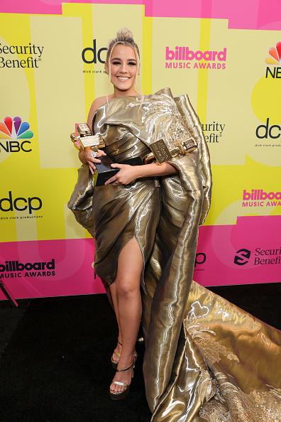 Габбі Барретт на Billboard Music Awards 2021