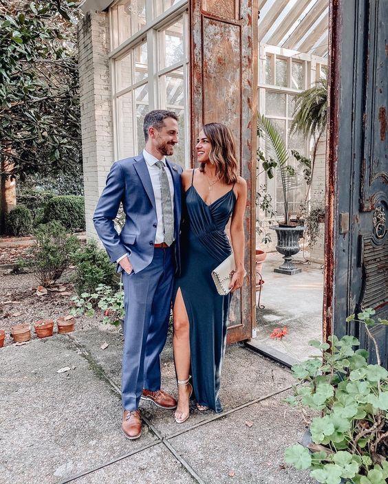 Согласованный дресс-код — тренд свадеб 2021
