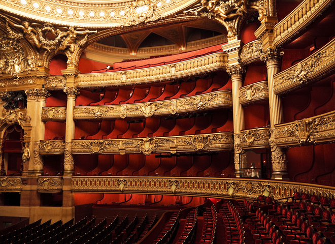 5 самых красивых и популярных театров мира