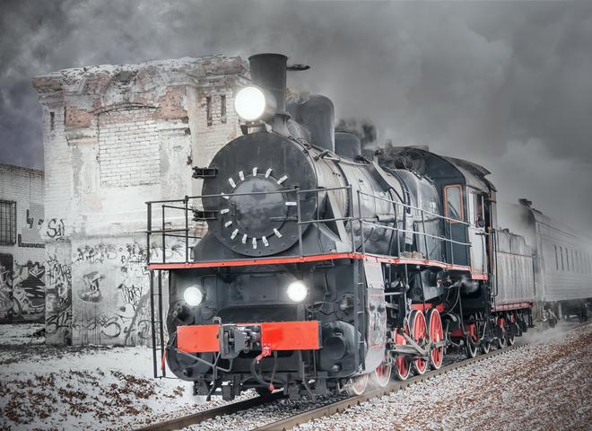 Вперед в прошлое: с киевского железнодорожного вокзала отправится ретропоезд