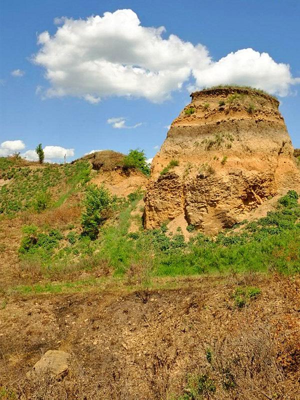 Метеоритний кратер, Іллінці