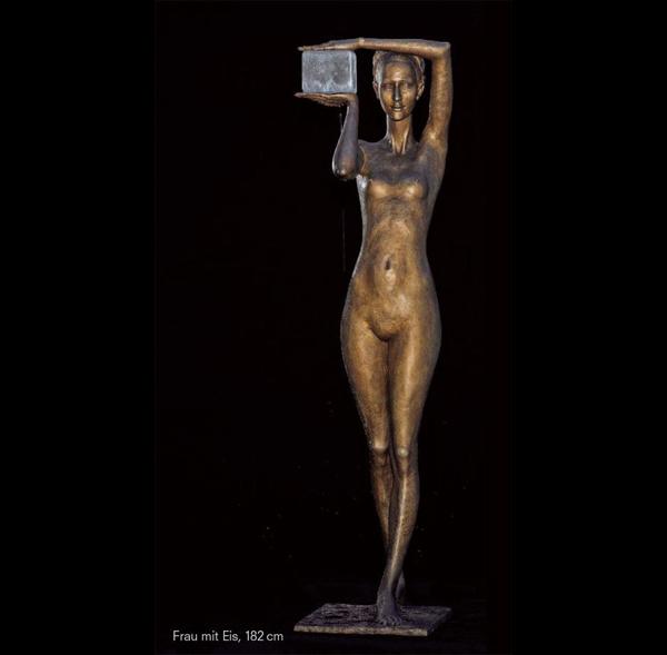 Невероятные шедевры от Małgorzata Chodakowska. Ожившие фонтаны