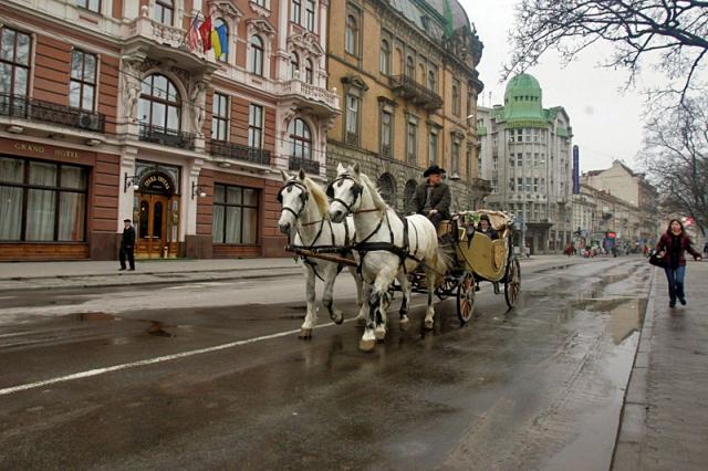 Куда поехать на майские 2012: достопримечательности Львова