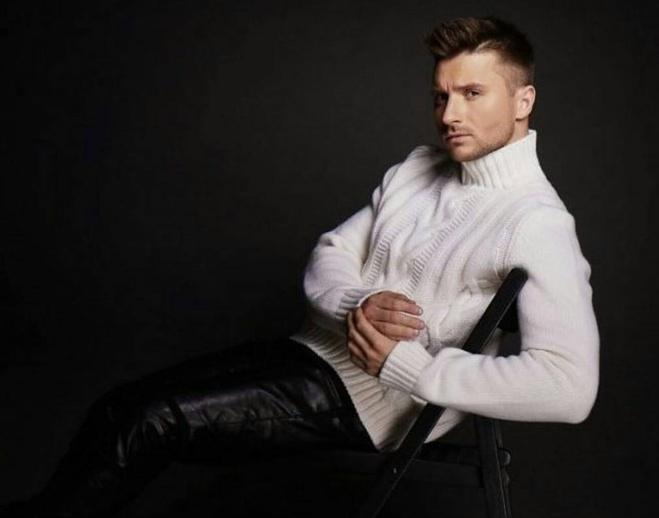 """Сергей Лазарев о смерти Джорджа Майкла: """"Это был невероятный певец"""""""