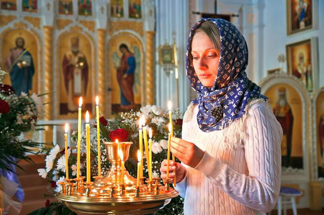 Стрітення Господнє у східних християн