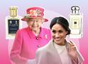 Любимые ароматы королевской семьи