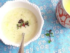 Чечивичный суп-пюре с кокосовым молоком