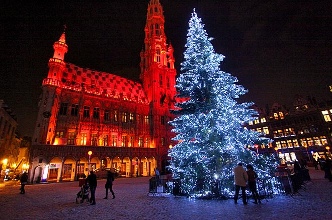 Рождественская Европа