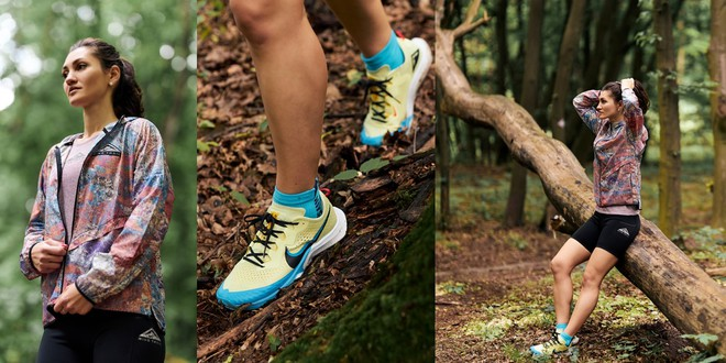 Оновлена колекція Nike Trail: взуття, одяг, аксесуари