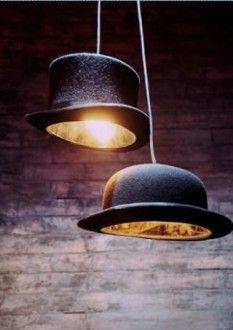 Незвичайні світильники