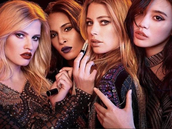 Balmain і L'Oréal Paris помади