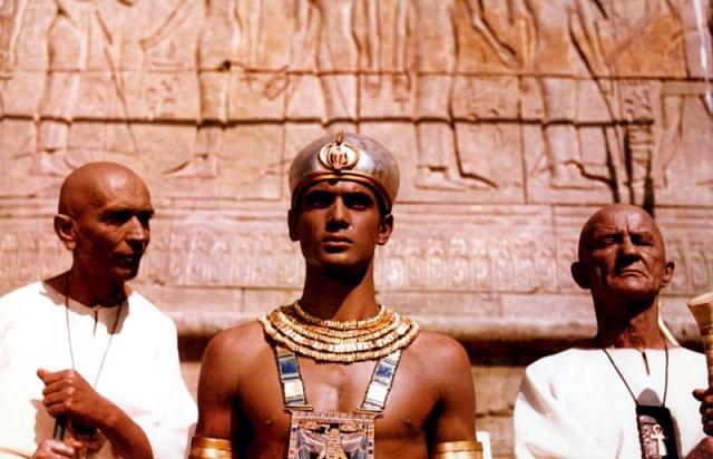 Кинотуризм в Египте: Фараон
