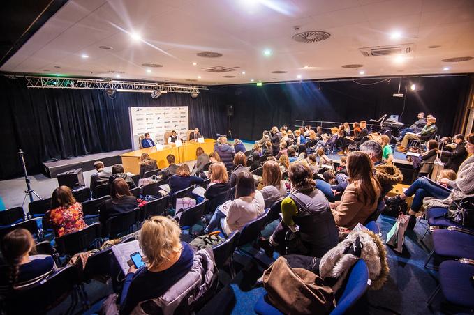 Прес-конференція UFW