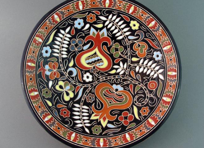 Кримськотатарська інтер'єрна кераміка