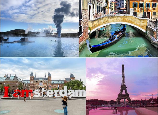 ТОП-10 пам'яток Європи, які варто відвідати