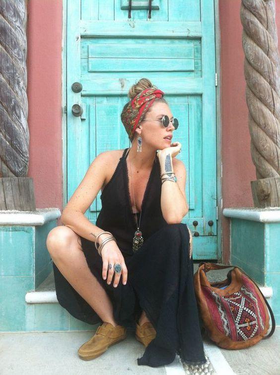 Тюрбан: как и с чем носить модный аксессуар лета 2019