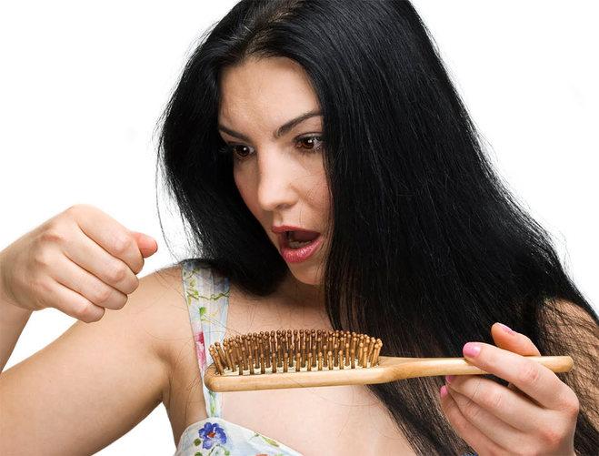 Маска для роста волос из кефира и перца
