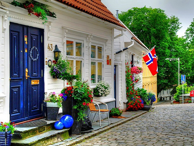 Три счастливые страны: Норвегия