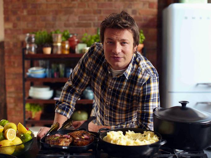 Як стати шеф-кухарем на своїй кухні: Поради від Джеймі Олівера