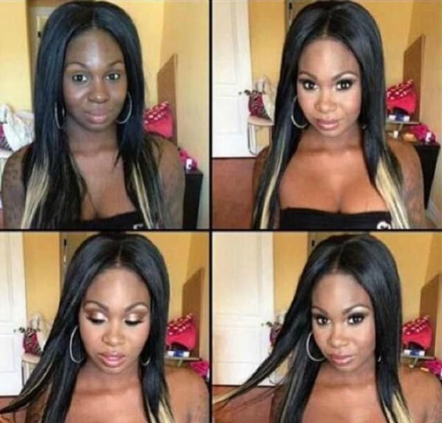 ТОП 11 самых шокирующих макияжей