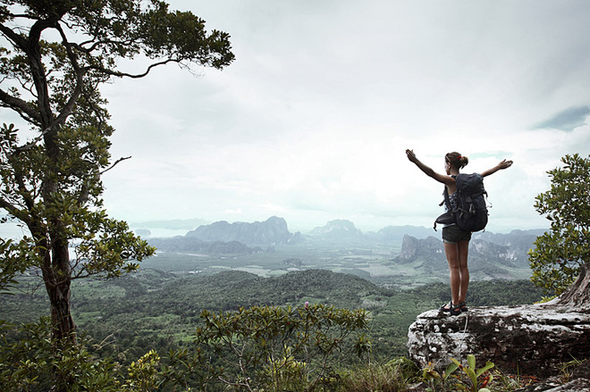Как выбрать туристический рюкзак для женщины