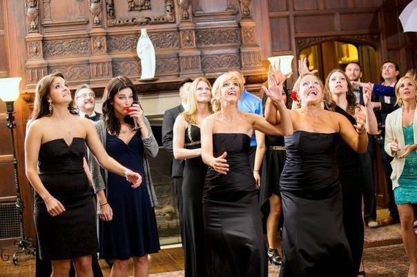Букет невесты и правильно расставленные приоритеты