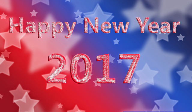 Счастливого Нового года 2017