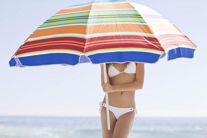 Как ухаживать за лицом летом