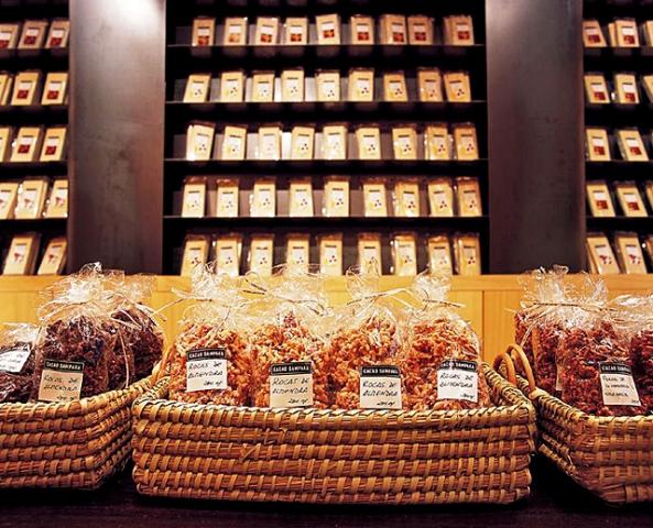 Топ 7 шоколадних магазинів: Cacao Sampaka