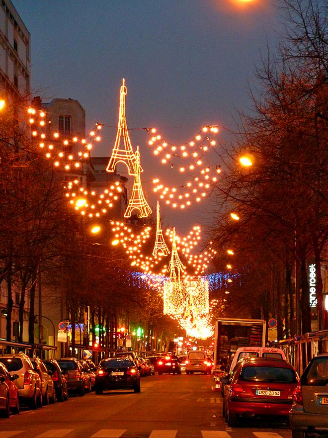 Різдвяна Європа