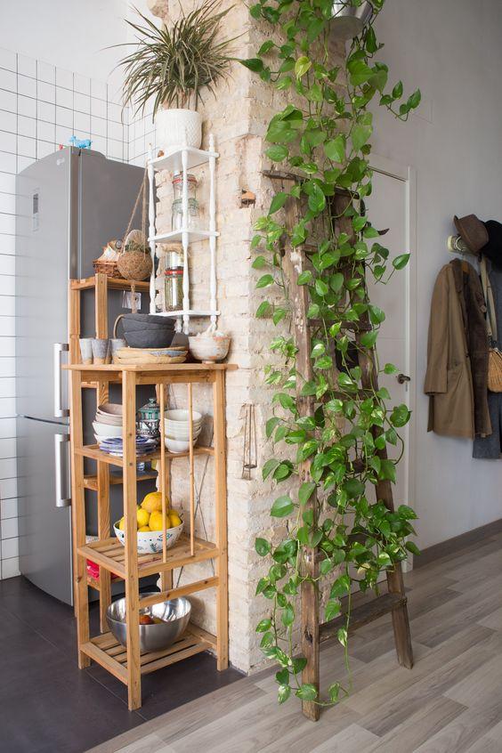 Лестница для цветов