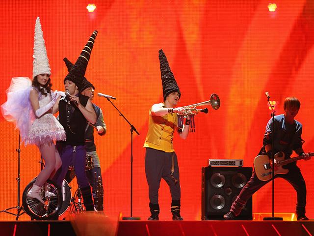 Участники фіналу Євробачення