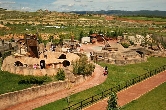Палеонтологічний парк в Іспанії