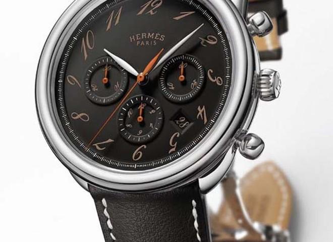 Hermes презентовал элегантный хронограф