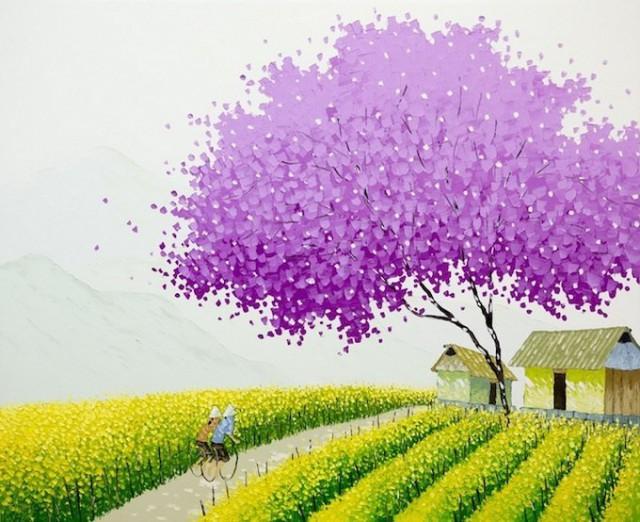 Времена года от Phan Thu Trang