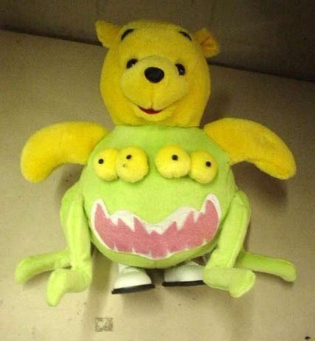 Странные игрушки для детей