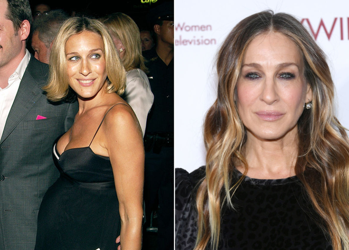 6 знаменитостей до і після ринопластики