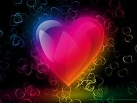 Яркие обои на День Святого Валентина 2015