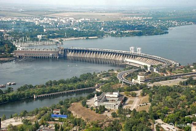 Індустріальний туризм: ДніпроГЕС в Запоріжжі