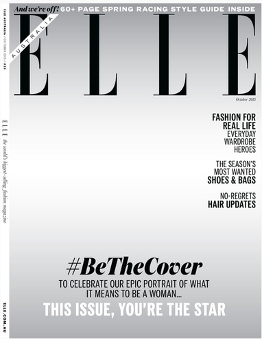 #BeTheCover