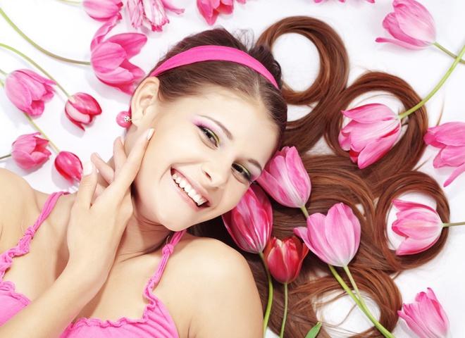 узнай, как восстановить волосы к весне