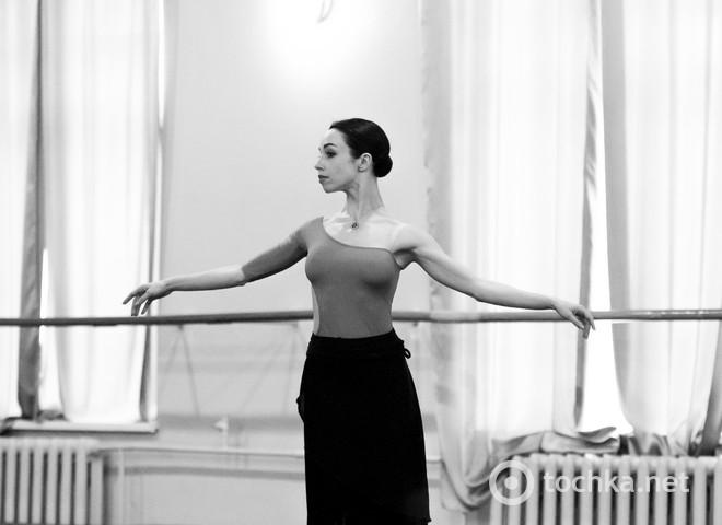 Александр Стоянов и Екатерина Кухар на репетиции: о балете, сложностях и новой постановке