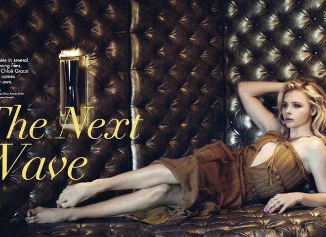 Хлоя Грейс Морец для Modern Luxury