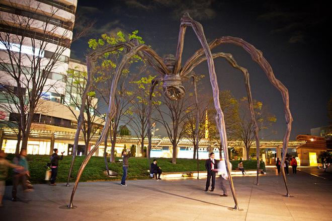 Топ-10 самых необычных скульптур мира