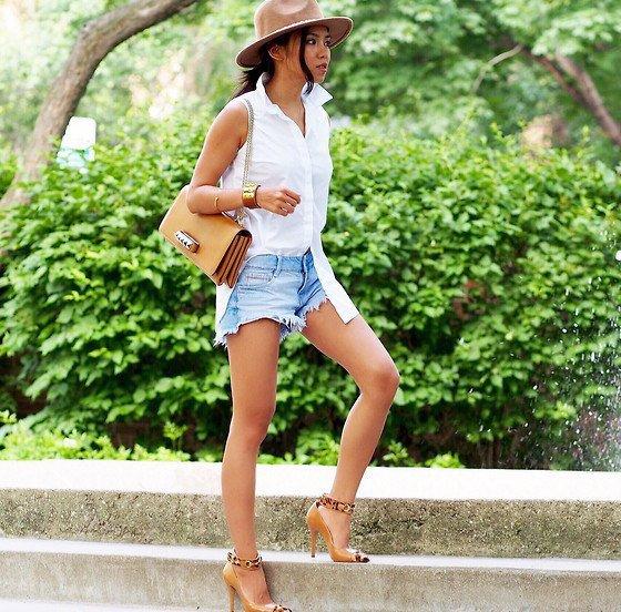 Одягайся правильно: 10 способів візуально подовжити ноги